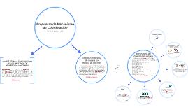 Propuesta de Mecanismo de Coordinación