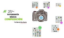 Curso de Fotografía Básica. Composición