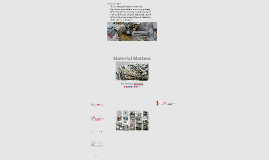 Material Matters: A Cognitive Approach to Contemporary Art / RaAM 2016