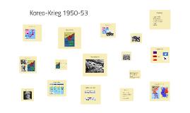 Copy of Korea-Krieg 1950-53