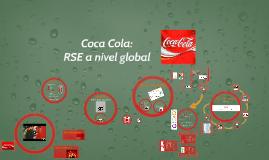 Copy of Coca Cola: Responsabilidad Social Empresarial