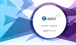 Azure ML Visualization with Power BI