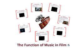 Functions of Music in Film