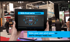 Verifone: We use Prezi to help our sales team land crucial deals.