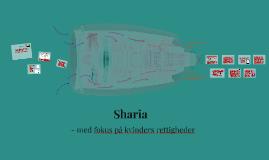 Sharia og kvinderettigheder (kort version)