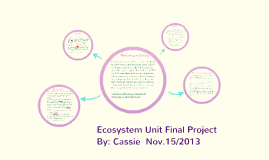 Copy of Ecosystem Unit Final Project