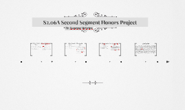 S2.06A Second Segment Honors Project