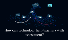 How can technology help teachers with assessment?