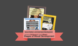 Social Context and Emotional Development