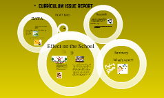 Wolfson High School Curriculum Issue Report