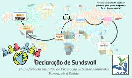 Declaração de Sundsvall