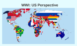 WWI: US Perspective