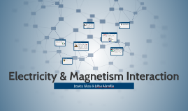 Electricity & Magnetism Interaction