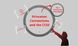 Princeton Conections and the CCSS