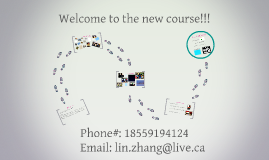 Welcome to the new course!!!