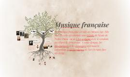 Мusique française