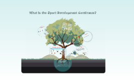 Copy of The Sport Development Continuum