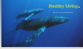 Connecting Worlds: Healthy Living