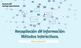 Copy of Recoplilación de Información: