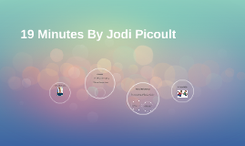 19 Minutes By Jodi Picoult