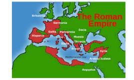 Copy of The Roman Empire