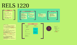 RELS 1220 (Stevenson)