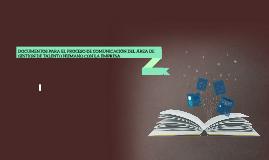 Copy of DOCUMENTOS: carta, memorando, circular y acta.