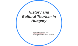 History and Cultural Tourism in Hungary