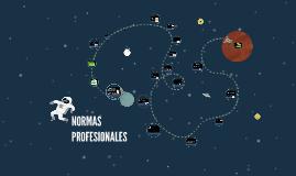 NORMAS PROFESIONALES