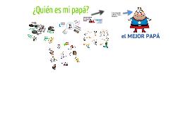 Feliz día Papito