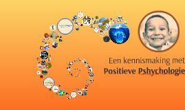 Copy of Positieve Pshychologie