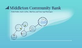 Middleton Community Bank
