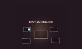 DESFRAGMENTADOR