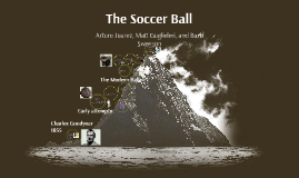 The Soccor Ball