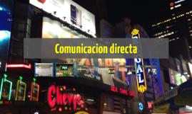 Comunicacion directa