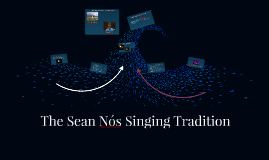 The Sean Nós Singing Tradition