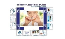 Copy of Tobacco Cessation Services