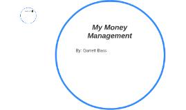 My Money Management