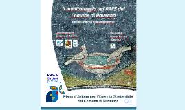 Il monitoraggio del PAES del Comune di Ravenna