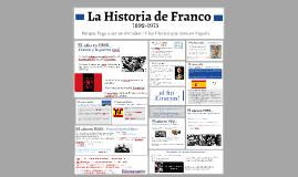 Copy of La Historia de Franco