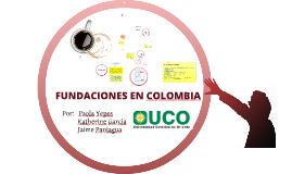 fundaciónes en Colombia