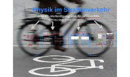 Physik im Straßenverkehr