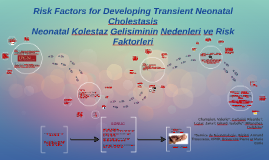 Risk Factors for Developing Transient Neonatal Cholestasis