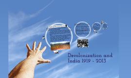 India 1919 - 2013