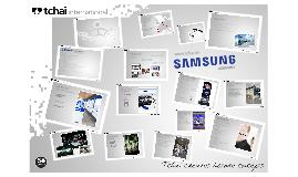 Tchai International presentation Samsung