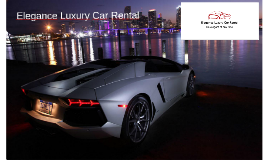 Elegance Luxury CarRental