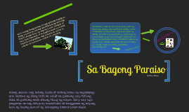 Sa Bagong Paraiso