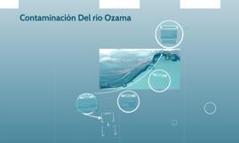 Contaminación del rio Ozama
