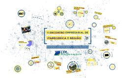 2º Encontro Empresarial de Itapecerica e Região