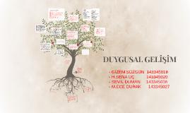 Copy of DUYGUSAL GELİŞİM